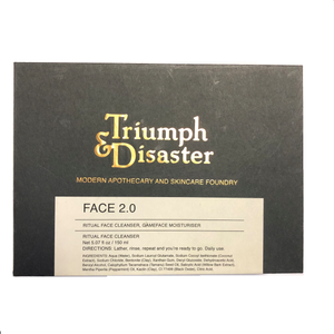Triumph & Disaster NZ Face 2.0 Gift Box