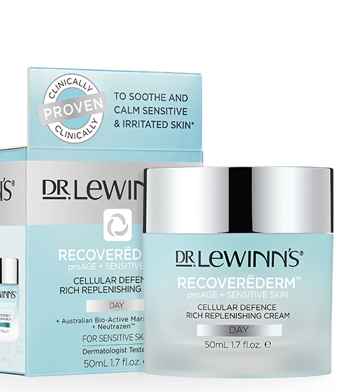 Dr Lewinns Rec Cellular Defense Rich Replenishing Cream 50ml
