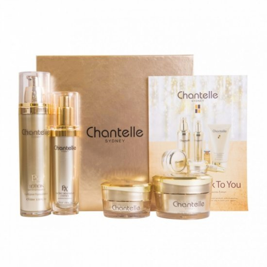 Chantelle Golden 4 in 1 Gift Package