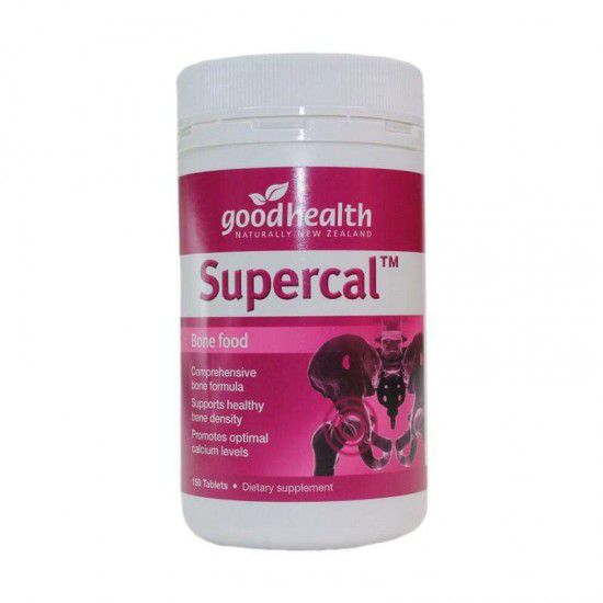 Good Health Supercal 150 tabs