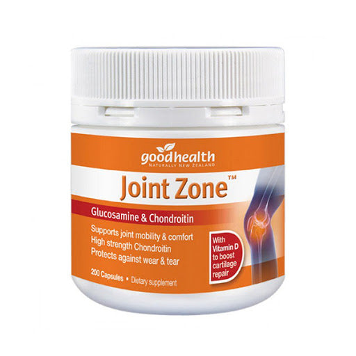 Good Health Joint Zone With Vit D 200 Caps