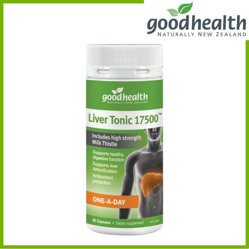 Good Health Liver Tonic 17500mg 90 Caps