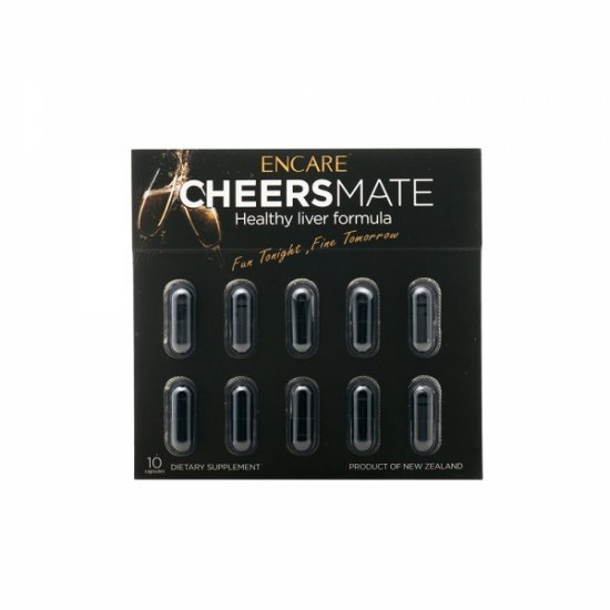 Encare CheersMate 10s - Healthy Liver Fomula