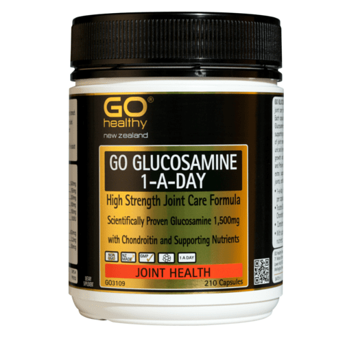GO Healthy Glucosamine 1-A-DAY 1500mg 210s