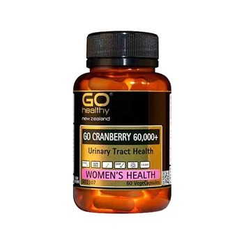 GO Healthy Cranberry 60000+ 60s