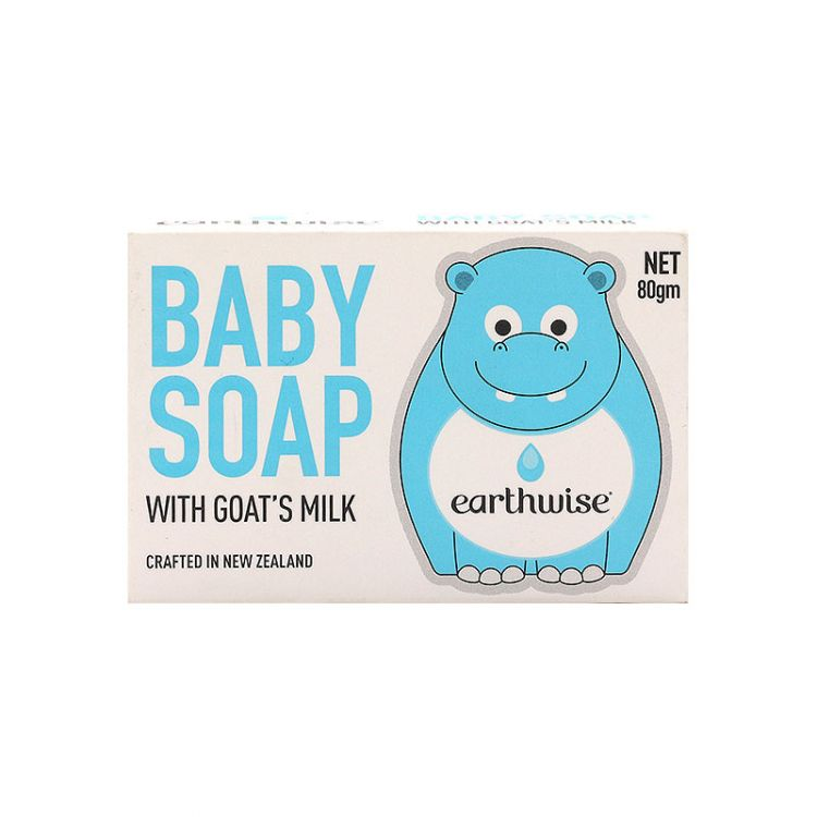 Earthwise Baby Bath Soap 80g