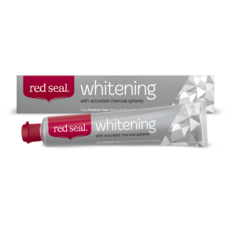Red Seal Toothpaste 100g - Whitening