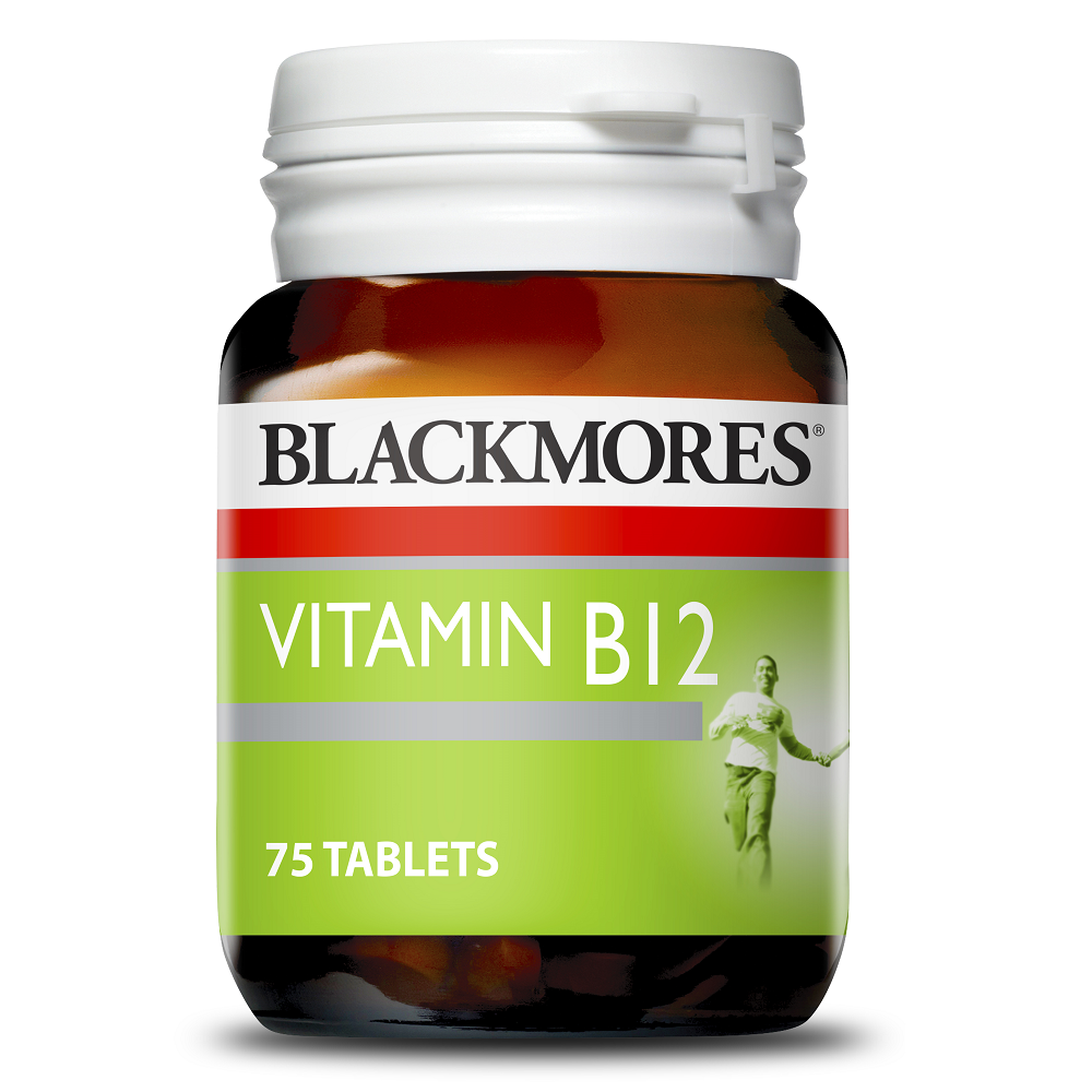 Blackmores Vitamin B12 Tablets