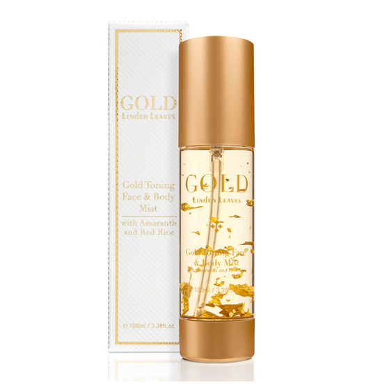 Linden Leaves Gold Mist 100ml