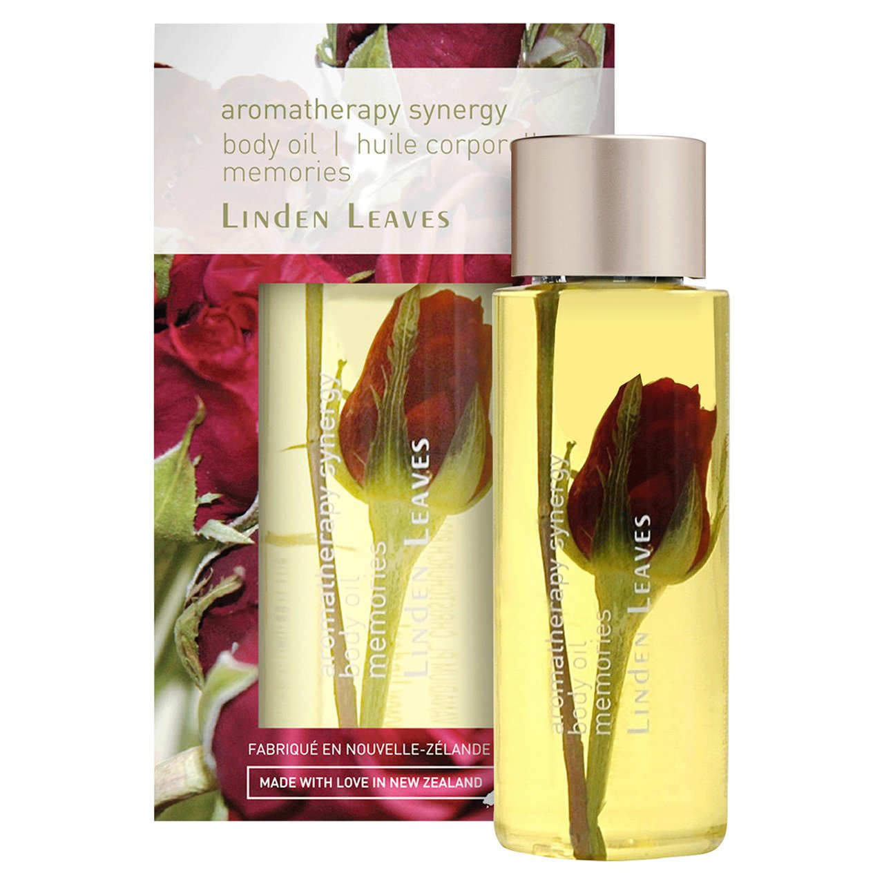 Linden Leaves Aromatherapy Synergy Body Oil Memories 250ml