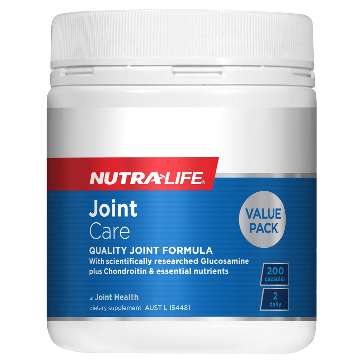 NUTRA-LIFE Joint Care - 200 Capsules