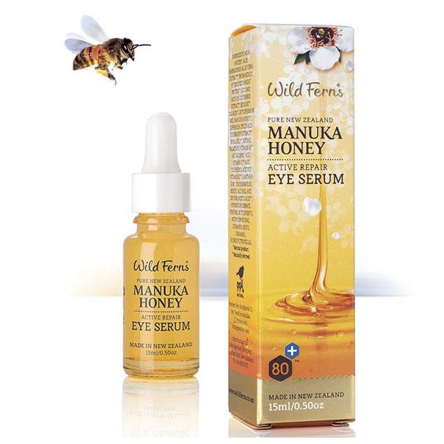 Parrs Wild Ferns Manuka Honey Active Repair Eye Serum 15ml