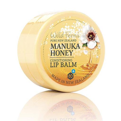 Parrs Wild Ferns Manuka Honey Conditioning Lip Balm 15g