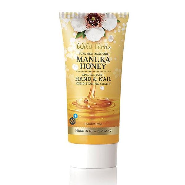 Parrs Wild Ferns Manuka Honey Special Care Hand and Nail Conditioner 85ml