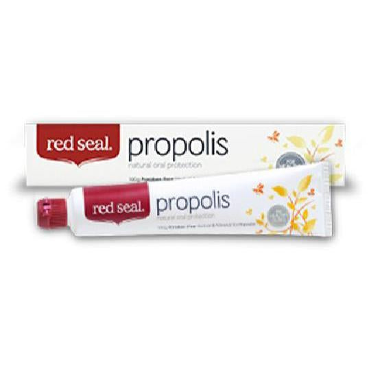 Red Seal Propolis Toothpaste - 100g