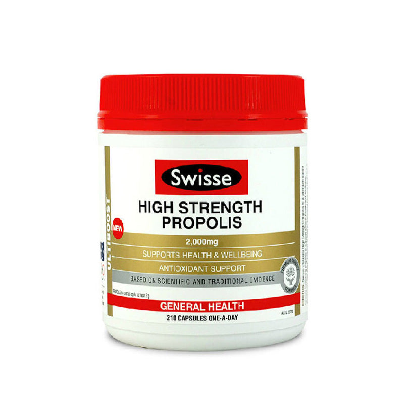 Swisse High Strength Propolis 210s