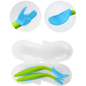 B.Box Toddler Cutlery Set - 4 Colors