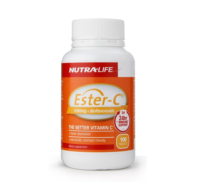 Nutra-Life Ester-C 1000mg 100 TABLETS