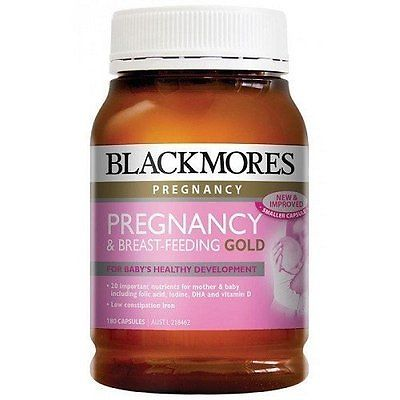 Blackmores Pregnancy & Breastfeeding GOLD 180s