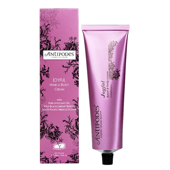 Antipodes-Joyful Hand & Body Cream 120ml