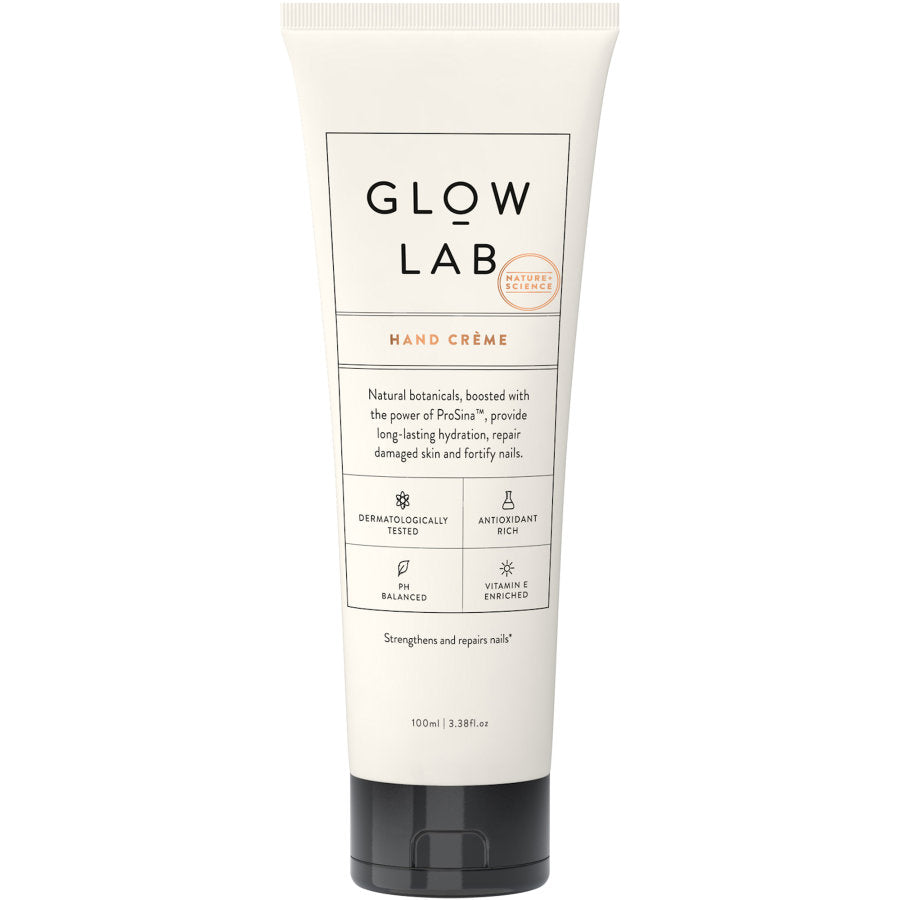 Glow Lab hand cream 100ml Expiry date:04/2021