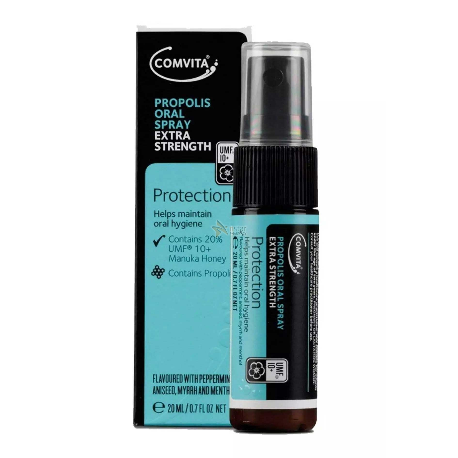 Comvita Propolis Extra Strength Oral Spray 20ml