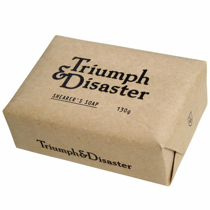 Triumph&Disaster Shearer's Soap