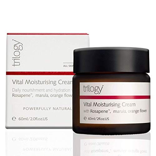 Trilogy Vital Moisturizing Cream - Jar 60ml
