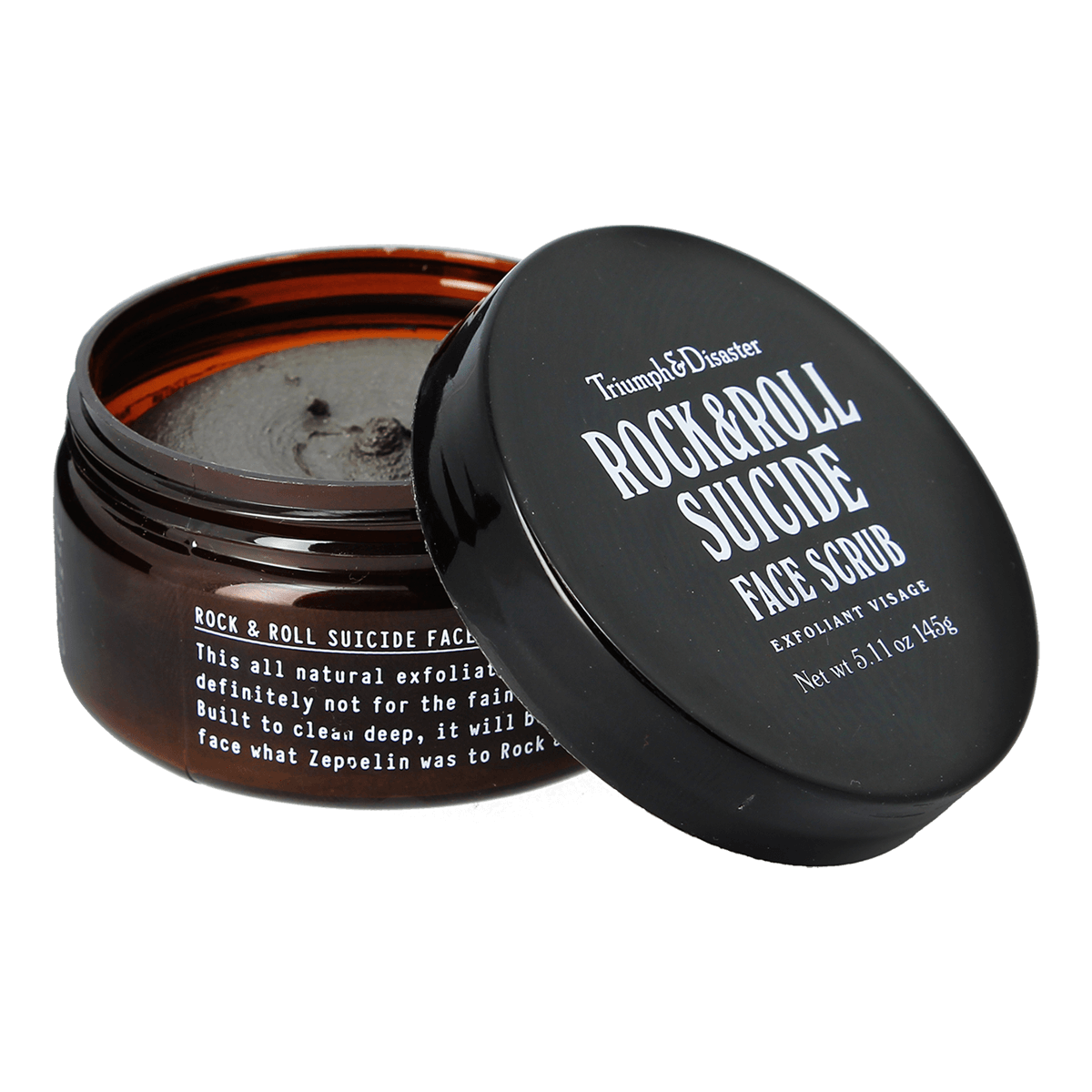 Triumph & Disaster Rock & Roll Face Scrub 145g