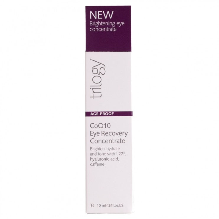 Trilogy Age Proof CoQ10 Eye Recovery Concentrate 10ml