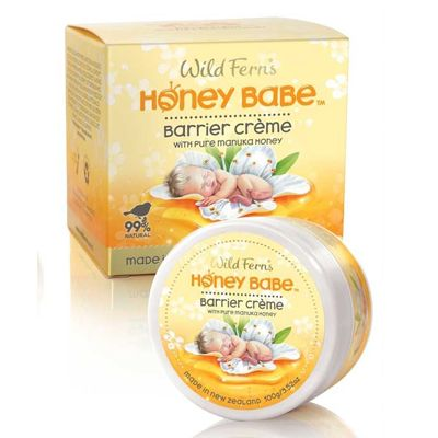 Parrs Honey Baby Barrier Cream 100g (New)