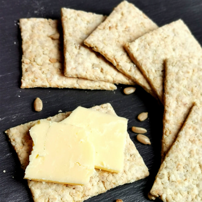 Oat & Sunflower Seeds Crackers