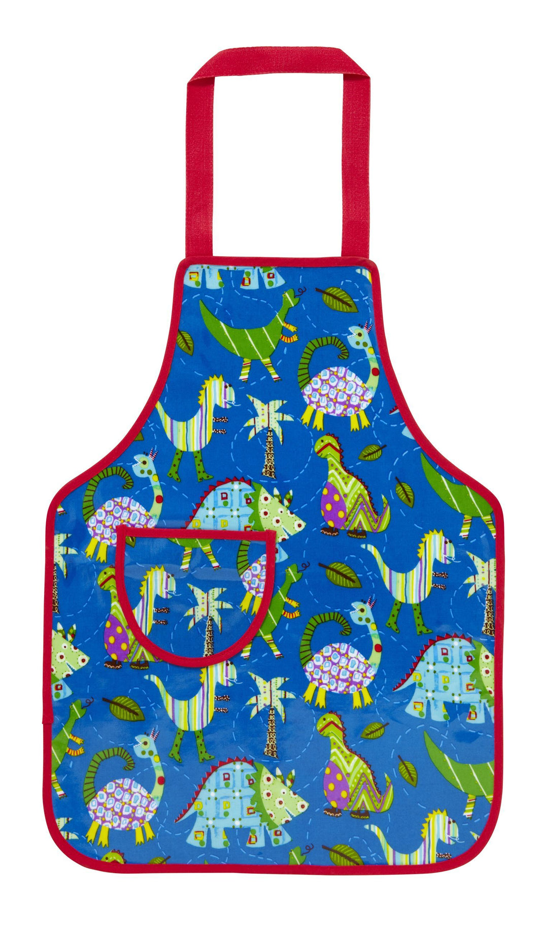 Dinosaur PVC Apron by Ulster Weavers - Mess Chef