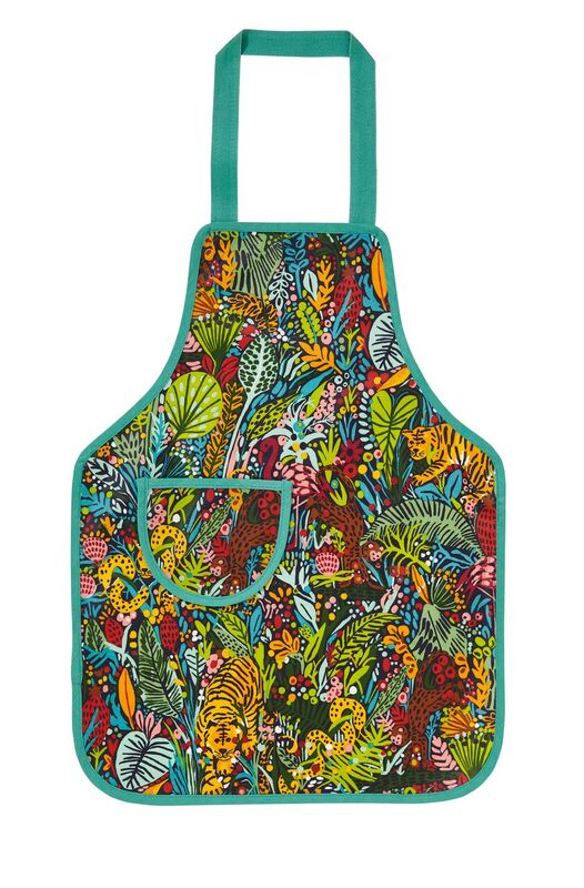 Menagerie Kids PVC Apron by Ulster Weavers - Mess Chef