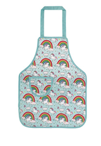 Unicorn PVC Apron by Ulster Weavers - Mess Chef