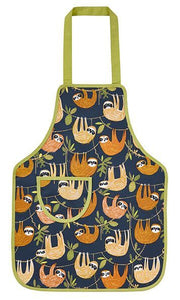 Hanging Around Kids PVC Apron by Ulster Weavers - Mess Chef