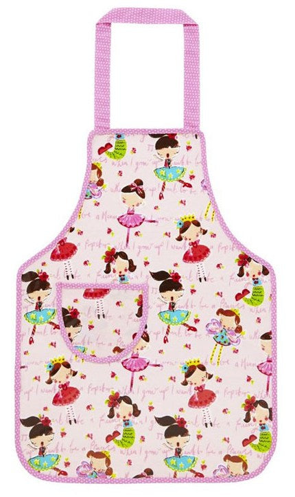 When I Grow Up Kids PVC Apron by Ulster Weavers - Mess Chef