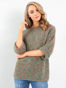 Mix Stitch Sweater