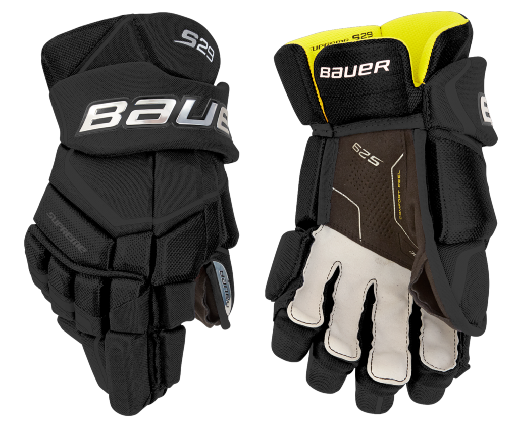 Bauer Supreme S29 Junior Hockey Gloves