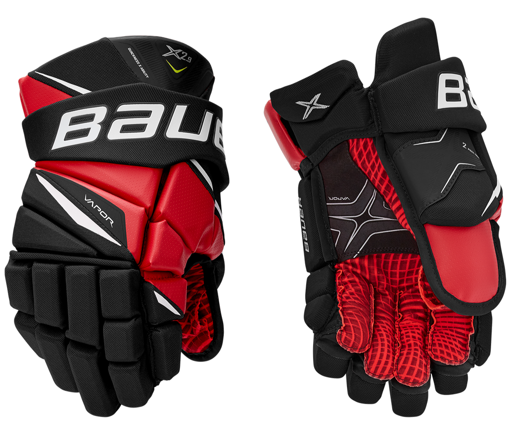Bauer Vapor X2.9 Senior Hockey Gloves