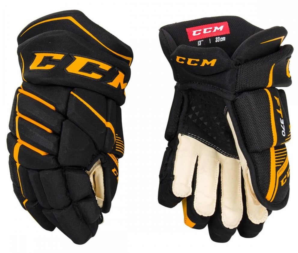 CCM JetSpeed FT370 Gants de Hockey Junior