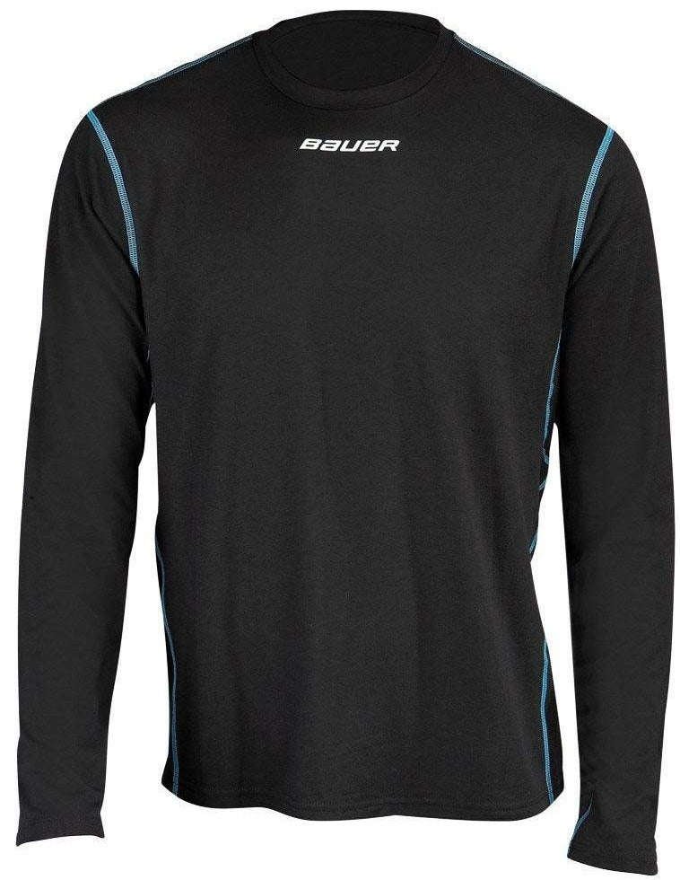 Bauer NG Core Long Sleeve Crew Top for Men - HockeySupremacy.com