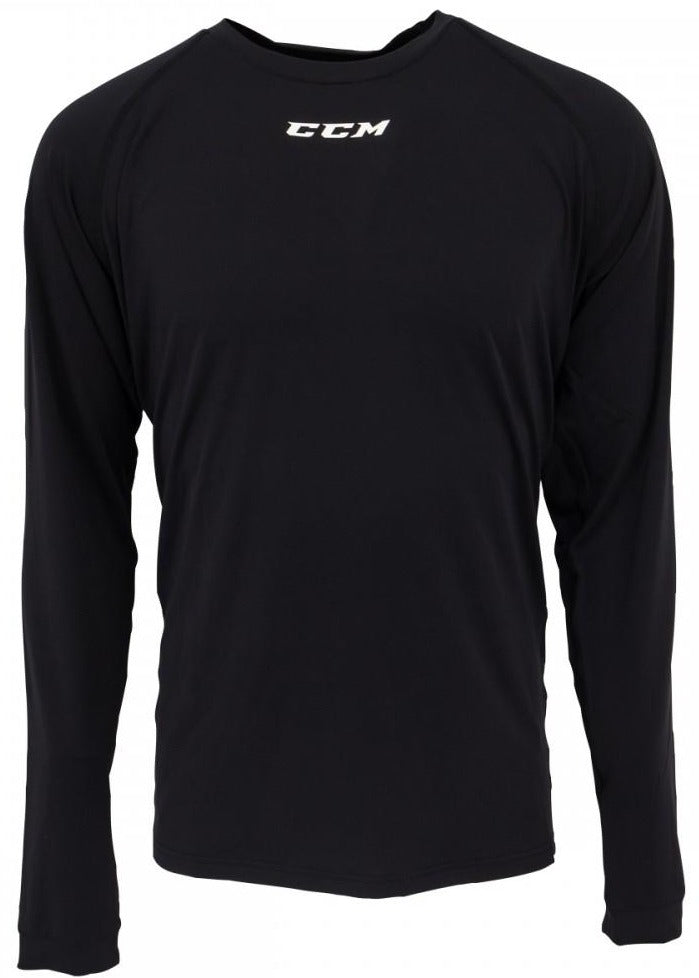 CCM Performance Long Sleeve Loose Fit Top for Men