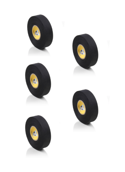 Howies 5-Pack Tape Retail (Black)
