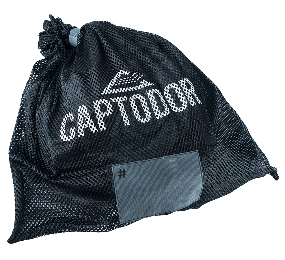 Captodor Pro Sports Apparel Laundry Bag