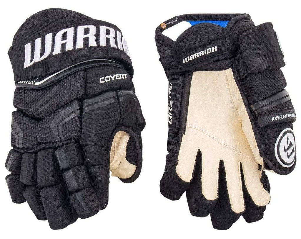 Warrior Covert QRE Pro Junior Hockey Gloves