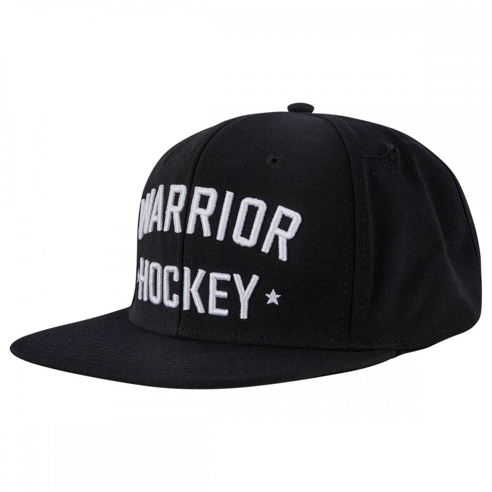 Warrior Hockey Street Snapback Hat