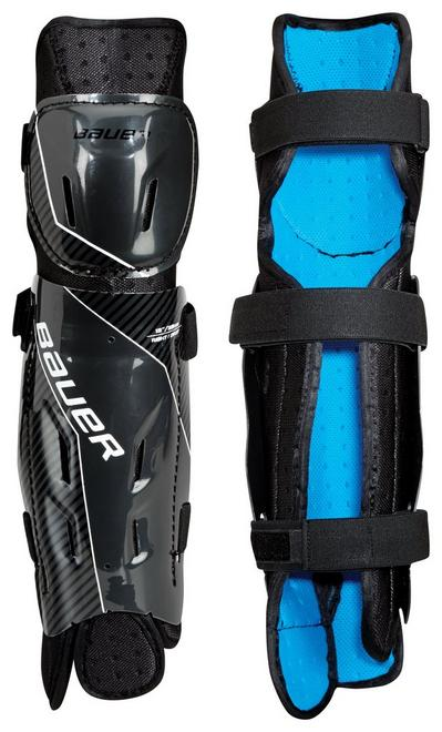 Bauer S18 Performance Senior Ball Hockey Shin Guards