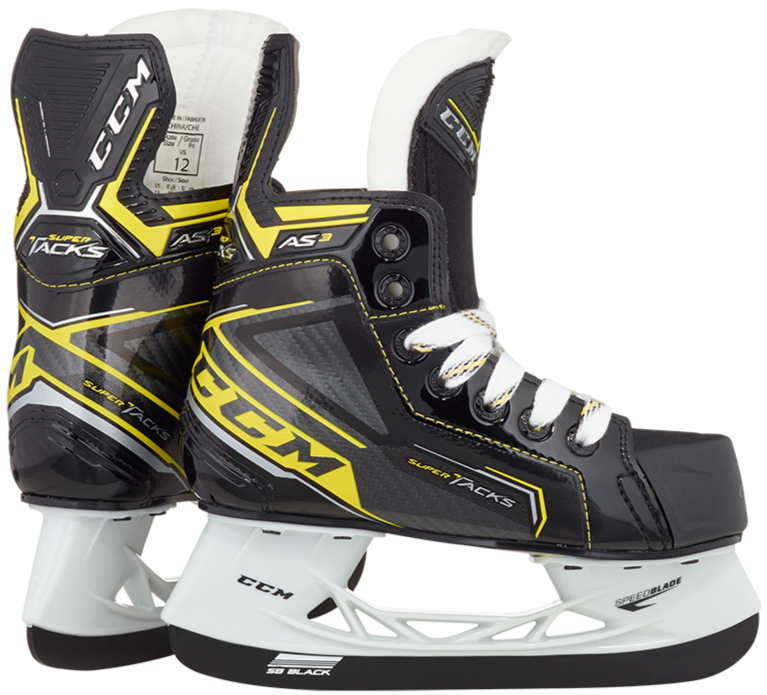 CCM Super Tacks AS3 Youth Hockey Skates
