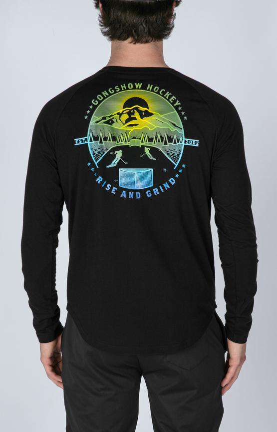 Gongshow Early Risers Long-Sleeve Shirt